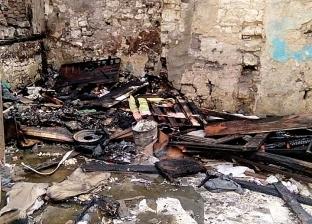 """السيطرة على حريق محدود في مصنع """"فوم"""" بمدينة بدر"""