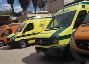 """""""الصحة"""": وفاة 5 أشخاص في حادث انهيار عقار بقنا"""