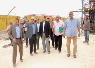 «الإسكان»: بدء تطوير 5 مناطق عشوائية في الإسكندرية
