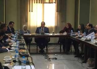 نائب رئيس جامعة المنصورة: نسعى لشراكات حقيقية للتطوير أكاديميا وبحثيا