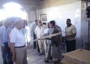 """""""أبو زيد"""": تعديل مواعيد عمل المخابز البلدية في شهر رمضان بمراكز مطروح"""