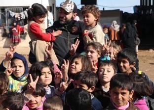 عاجل| وفاة 15 طفلا من النازحين السوريين بسبب البرد