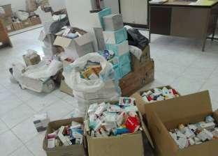 ضبط مالكة صيدلية بتهمة الإتجار في أدوية مجهولة بمدينة نصر