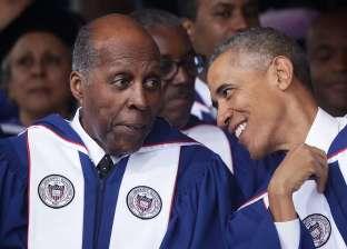 أوباما: السود حققوا تقدما.. والعنصرية لا زالت موجودة في المجتمع الأمريكي