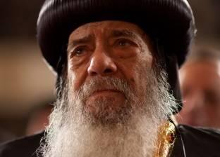 الكنيسة الأرثوذكسية تحذر من إنتاج أفلام عن البابا شنودة قبل موافقتها