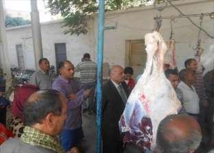 محافظ أسيوط: بيع اللحوم أمام مجالس المدن والوحدات المحلية بـ55 جنيها