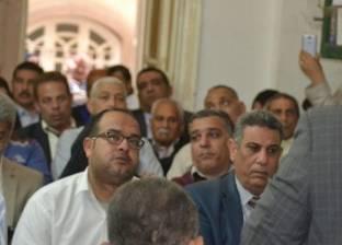 """""""طه فايز"""" ينسحب من انتخابات """"رئاسة الوفد"""""""