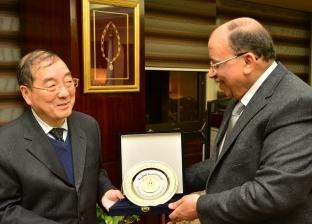 """سفير الصين لـ""""شعراوي"""": نعمل على زيادة عدد سياحنا لمصر"""