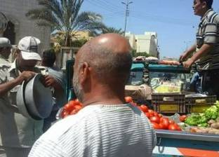 تحرير 33 محضر إشغال وبناء مخالف في شوارع أسيوطخلال 24 ساعة