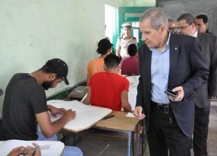 نائب وزير التعليم في جولة بلجان التعليم الفني