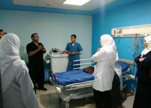 بالصور| دورة تدريبية لأعضاء هيئة التمريض بمستشفى رأس سدر العام