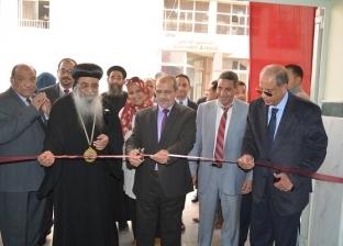 افتتاح المستشفى التخصصي الجديد ووحدة الأشعة المقطعية بجامعة الفيوم