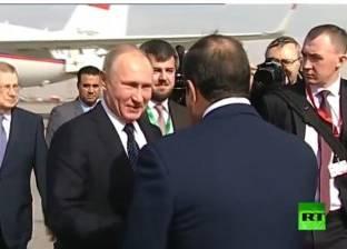 بوتين: روسيا مستعدة من حيث المبدأ لاستئناف رحلات الطيران المباشرة