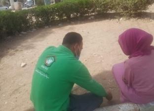 إيداع طفلة هربت من قسوة زوجة والدها بأسيوط دار رعاية بالمنيا