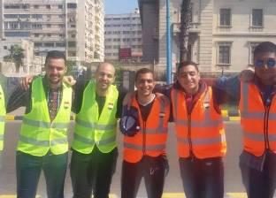 """""""مكافحة التحرش بالإسكندرية"""" يدرب متطوعين جدد للنزول في العيد"""