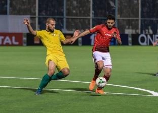 """رئيس """"الساورة الجزائري"""" يهاجم حكم مباراة الأهلي: ليس على قدر المستوى"""