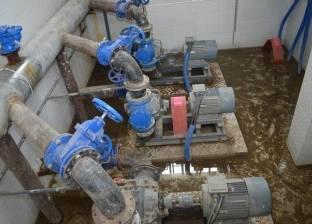 انتهاء أعمال إحلال وتجديد شبكات المياه بطول 70 كيلو جنوب الأقصر