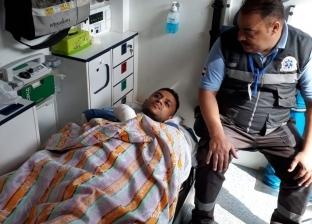 """""""الصحة"""": الطبيب """"محمد صلاح"""" غادر إلى ألمانيا للعلاج على نفقة الدولة"""