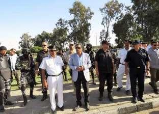 ضبط وتحرير 6040 مخالفة مرورية في حملة بالإسماعيلية