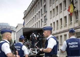 رجل يفجر نفسه في ملعب كرة قدم ببروكسل