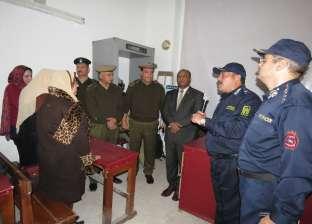 الحماية المدنية بالغربية تحرر 39 بلاغ حرائق ووقاية من المفرقعات