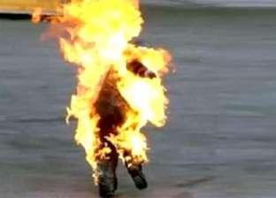القصة الكاملة للطفل فارس.. أشعل النار في نفسه أمام قبر أمه حزنا عليها