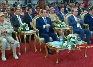 إجراءات أمنية مشددة ببورسعيد بالتزامن مع زيارة السيسي
