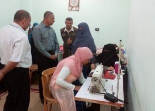 القوى العاملة بجنوب سيناء تنظم دورات تدريبية للحرف المهنية مجانا