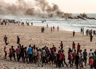 إصابة 14 فلسطينيا برصاص الاحتلال على حدود غزة
