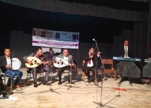 بالصور| نشاط مكثف بثقافة جنوب سيناء احتفالا بيوم الموسيقى العربية