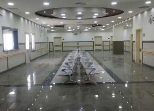 """""""العجيزي"""": المستشفى العسكري بالمنوفية نقلة كبيرة للمنظومة"""