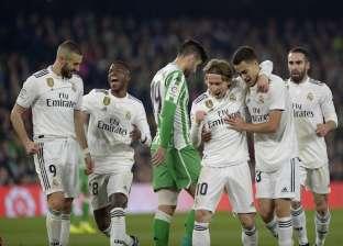 بث مباشر مباراة ريال مدريد وإيبار اليوم السبت 6-4-2019