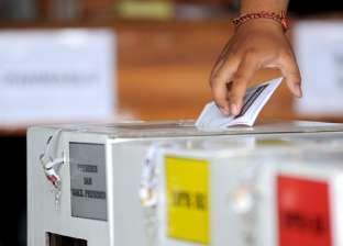 صور  بدء التصويت في الانتخابات الرئاسية الإندونيسية