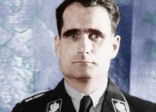 """علماء يكتشفون حقيقة وفاة نائب """"هتلر"""" الذي ولد في الإسكندرية"""