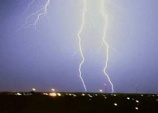 الأرصاد: استمرار سقوط الأمطار الرعدية حتى الغد