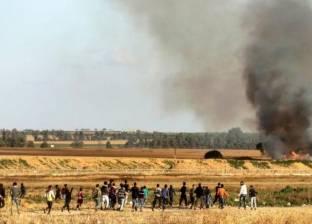 استشهاد فلسطينيين برصاص الاحتلال في قطاع غزة