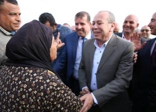 أهالي قرية بكفرالشيخ يطالبون بسد العجز بالمدارس وصرف مستحقات المزارعين