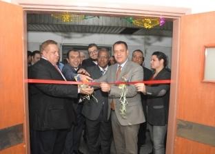 افتتاح أول وحدة لجراحة الوجه والفكين بمستشفى أسيوط الجامعي