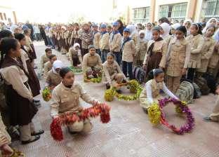 """التعليم تقيم مهرجان """"القرائية"""" بمحافظة شمال سيناء"""