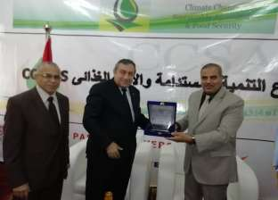 """عصام شرف يفتتح مركز """"التنمية المستدامة للتعليم عن بعد"""" بجامعة الأزهر"""