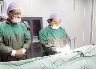 إجراء أول 5 عمليات «قسطرة قلب» فى «العريش العام».. ومدير المستشفى: العلاج بالمجان