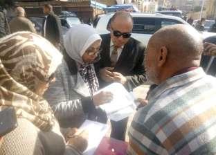 بالصور| جولة وزيرة الصحة تنهي رحلة عذاب مريض لإجراء عملية جراحية