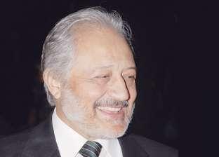"""خالد زكي ينعى سعيد عبدالغني: """"سيظل بيننا بأعماله وسيرته الطيبة"""""""
