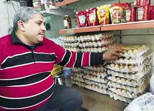 العيد يشعل أسعار البيض.. والكرتونة بـ40 جنيهاً