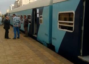 """""""السكة الحديد"""" تناشد الركاب الحفاظ على الممتلكات العامة"""