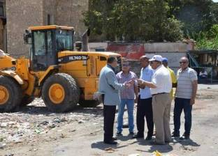 محافظ الإسماعيلية يطالب بتفعيل منظومة النظافة العامة