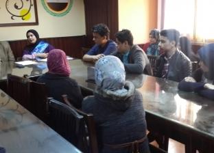 """""""سويلم"""" يترأس اجتماع مجلس اتحاد طلاب المحافظة"""