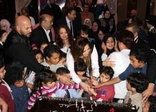 حفل تكريم أم الشهيد فى احتفالية عيد الأم لوزارة الدخلية