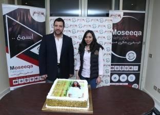 """شيماء الشايب تغني آخر ألحان """"خالد البكري"""" في ألبوم جديد"""