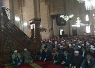 قافلة مشتركة بين الأزهر والأوقاف لأداء خطبة الجمعة بمساجد 6 أكتوبر